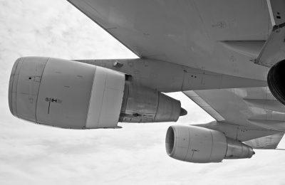 silnik samolot