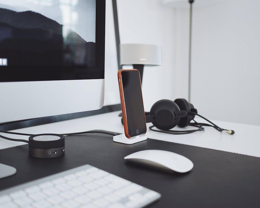 monitoring domu w pracy