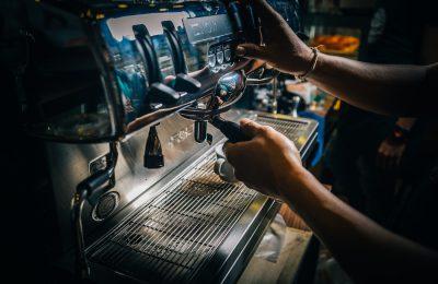 profesjonalny ekspres do kawy