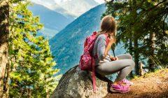 Plecak szkolny na wycieczkę